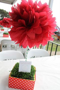 141 best tissue paper crafts images on pinterest in 2018 paper tissue paper flower topiaries with a paper straw mightylinksfo