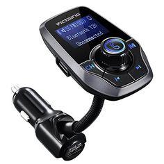 Transmetteur FM Bluetooth Kit Voiture Main-libre
