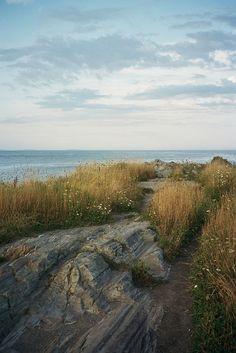 Coastal Dusk, August by Brian Ferry