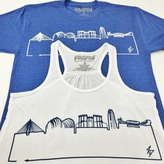 IT'S HERE! KC fans this ones for you... available now on www.OutlineTheSky.com #OutlineTheSky #RepYourCity #CoverTheCountry #KCSkyline #GoRoyals