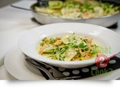 Ricotta & Spinach Agnolotti, Smoked Salmon and Dill: Ready to cook stuffed pasta in a creamy dill sauce with salmon Smoked Salmon Pasta, Dill Salmon, Creamy Dill Sauce, Midweek Meals, Quick Easy Meals, Pasta Dishes, Ricotta, Pasta Recipes, Spinach