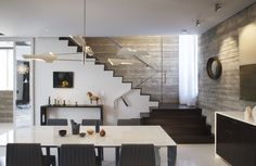 Bon The Mixed Use Townhouse Dining Room Interior Design .