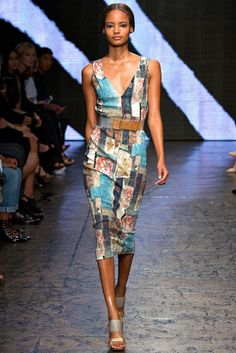 See all the Collection photos from Donna Karan Spring/Summer 2015 Ready-To-Wear now on British Vogue Fashion Week, New York Fashion, Love Fashion, Fashion Show, Fashion Design, Donna Karan, Spring Summer 2015, Spring Summer Fashion, Josephine Le Tutour