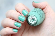 OPI '' My Dogsled Is A Hybrid''