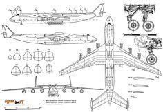 Avion de transporte pesado ucraniano An 225