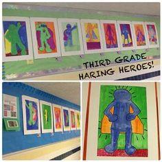 HARING HEROES