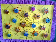 halloween+bulletin+boards+for+toddlers | ... of free Spider bulletin board for kids,parents and preschool teachers