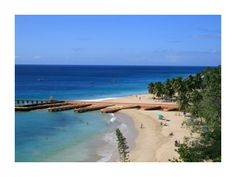 Crashboat Beach, Aguadilla, PR  Need to visit my family soon…miss this soo much (Where I'm from!!)