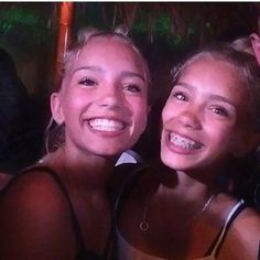 lisa and lena!!!!!
