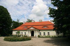 Dwór w Bistuszowej koło Tuchowa, fot. Sławomir Kubisa