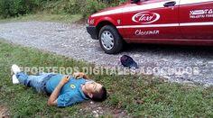 EJECUTAN A TAXISTA DE CHOCAMÁN - http://www.esnoticiaveracruz.com/ejecutan-a-taxista-de-chocaman/