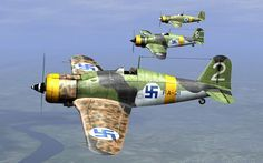The Finnish G.50s were finally phased out of front-line duty in the summer of 1944. They were no more than 10 or 12, and even as trainers, they did not last long, since they lacked spare parts. Unlike the older MS.406, there was no effort to change their engine to make them better and faster, and it is probable that at the end of the war they had already been taken out of service