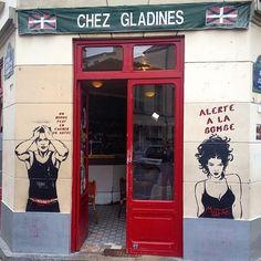 #restaurant #restaurantfrancais #restaurantbasque #paysbasque #chezgladines