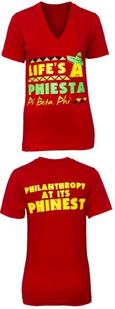 Pi Phi: Life's a Phiesta! #piphi #pibetaphi