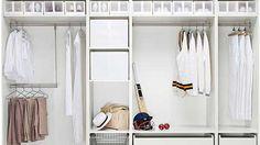 Tips och idéer till klädkammare | WIC