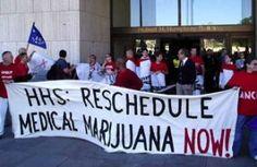 Landmark Federal Medical Marijuana Hearing Begins In D.C.