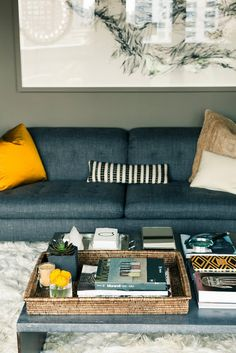 (via Sacramento Street :: Living with Great Style Interiors: Exclusive: A Look Inside Elle Decor's Modern Life Concept House)