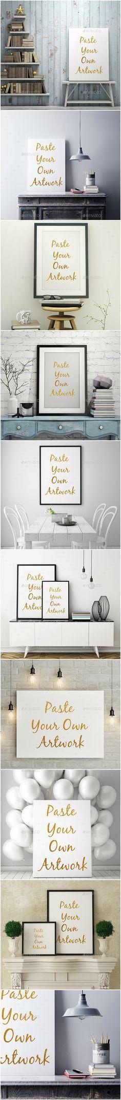 Frame Mock-up - Posters Print