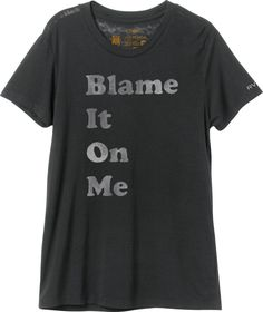 Blame T-Shirt | RVCA