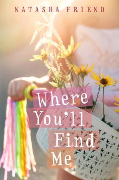 Where You'll Find Me - Natasha Friend, redesign