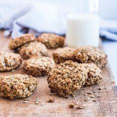 Breastfeeding cookies by Nadia Lim | NadiaLim.com