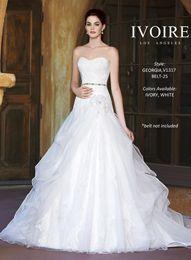 Wedding Dresses | Bridal Gowns | 2014 IVOIRE LOS ANGELES - Georgia