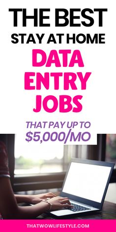 Looking for the best legit work at home data entry jobs that pay well in Check out this guide … Own Business Ideas, Start A Business From Home, Home Based Business, Starting A Business, Online Business, Ways To Earn Money, Earn Money From Home, Earn Money Online, How To Make Money