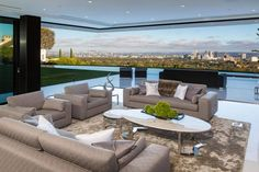 """Bel Air contemporary home, Bel Air, California. """"Situated in one of the most desired areas in Bel Air, 864 Stradella Road is where privacy and"""