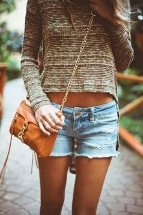 Summer outfit - love the bag :)