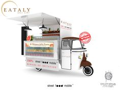 progetto #51 Eataly - Street Food Mobile™