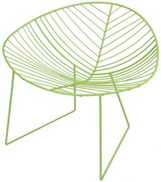 arper leaf lounge chair for outside!