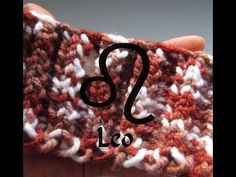Punto Leo en Telar Maya / Leo Stitch on Loom - YouTube