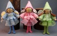 Fairy bendy dolls   Flickr - Photo Sharing!