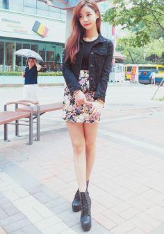 ropa coreana