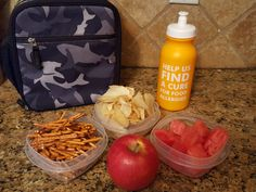 Enjoy Simple Easy Free Practical School Snacks And Save Money. It's time to…