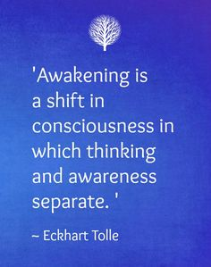 Eckhart Tolle's Wisdom
