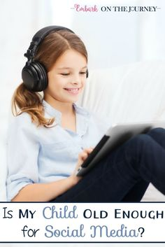 How do you know if your child is ready for social media? Here's what you need to…