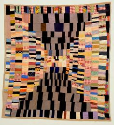 From Roderick Kiracoffe's collection found on nifty quilts blog