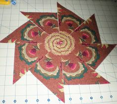 Debby Kratovil Quilts: Spinning Pinwheels