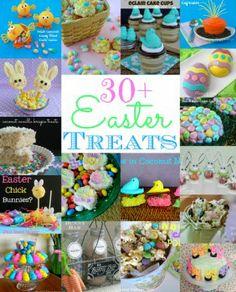 30+ Amazing #Easter #Treats