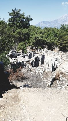 Phaselis/ Antalya