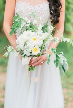 Organic Wedding Bouquet Ideas   Brides.com