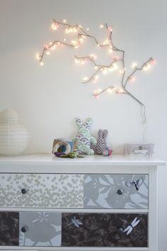 Une jolie chambre pour bébé custo..CUARTO DEL BEBE