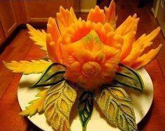 My Favorite Fruit Bouquet!
