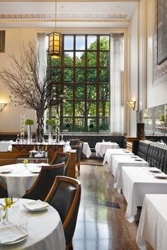 The 12 Most Stylish Restaurants in New York City
