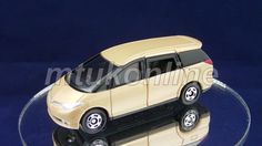 TOMICA 099F TOYOTA ESTIMA PREVIA MK3 | 1/65 | 99F-1 | FIRST | 2007 CHINA Subaru Cars, Old Models, Diecast, Baby Strollers, Toyota, Auction, Vans, China, Best Deals