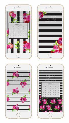 May Designs Blog; wallpaper download