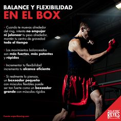 Balance y flexibilidad de boxeo. #Box #CletoReyes #TeamCletoReyes #gloves #guantes #tips #boxeo #boxing #workout #TipsBox