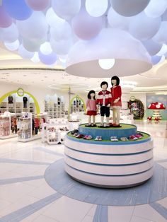 Lollipop Kids | Visual Merchandising and Store Design, Macau 2013