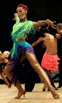Vitalija Tyrnova #dance # ballroom #dress #amazing #czechrepublic
